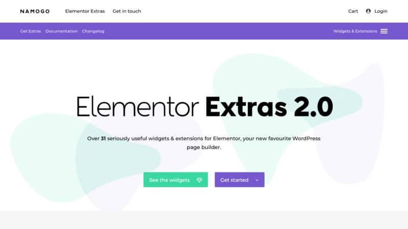 Elementor Extras 2 Addon Plugin
