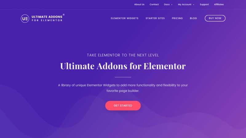 Ultimate Addons Elementor Plugin
