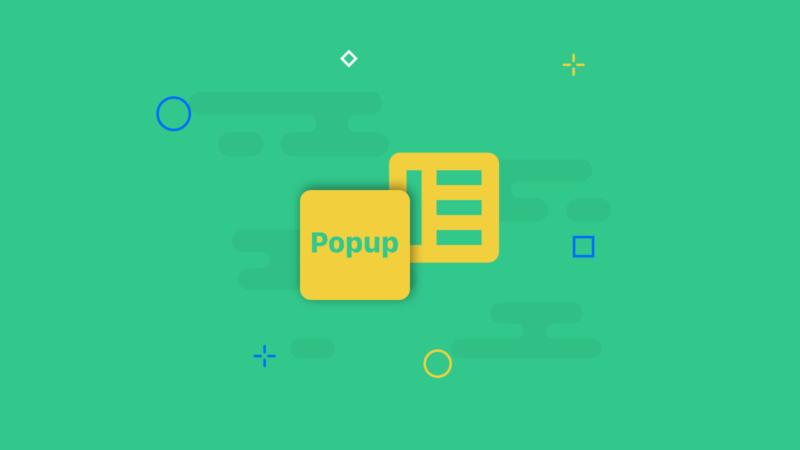 Elementor Popup Builder Test & Anleitung 2019