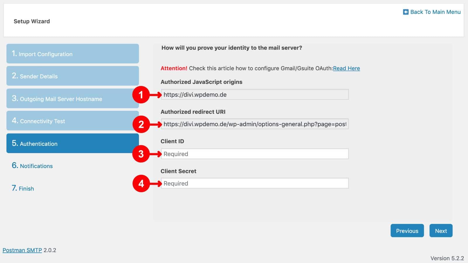 WordPress E-Mail einrichten & Probleme lösen 3