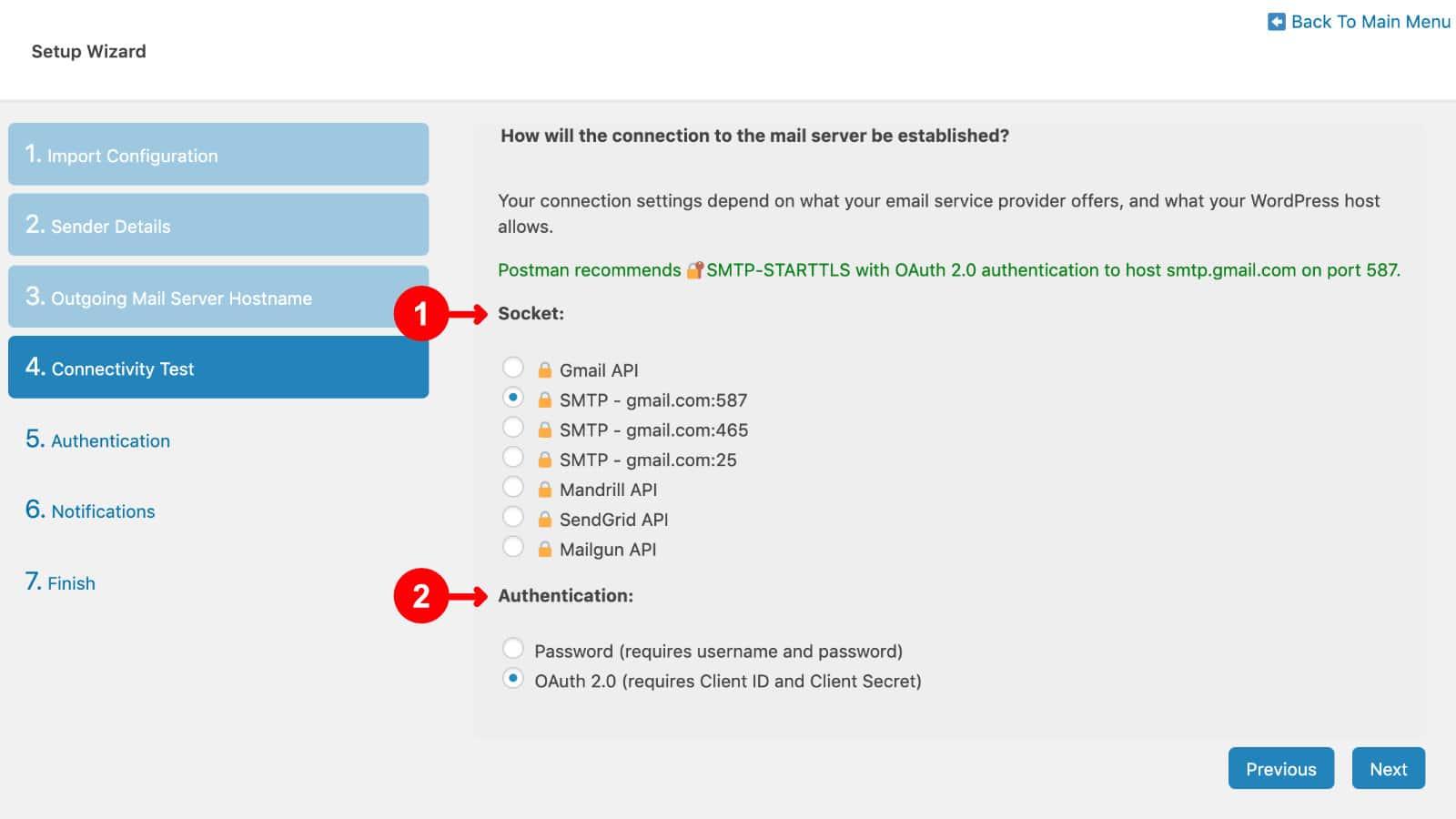 WordPress E-Mail einrichten & Probleme lösen 2